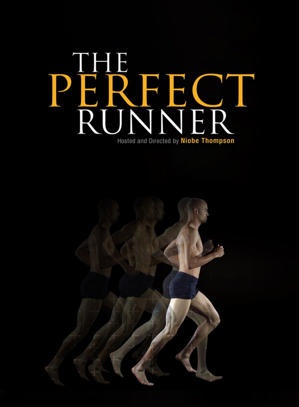 Perfect Runner Portrait Card